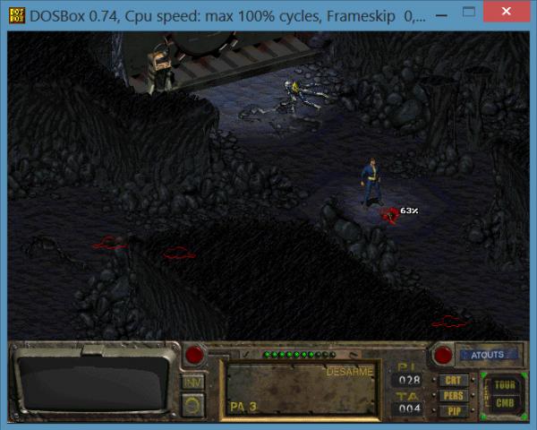 Windows 8: Juegos de DOS 23
