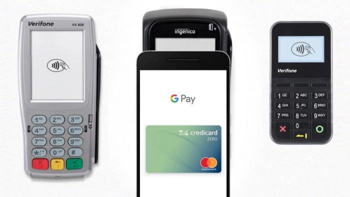 Google Pay ahora funciona con tarjetas Itaucard y Credicard 1