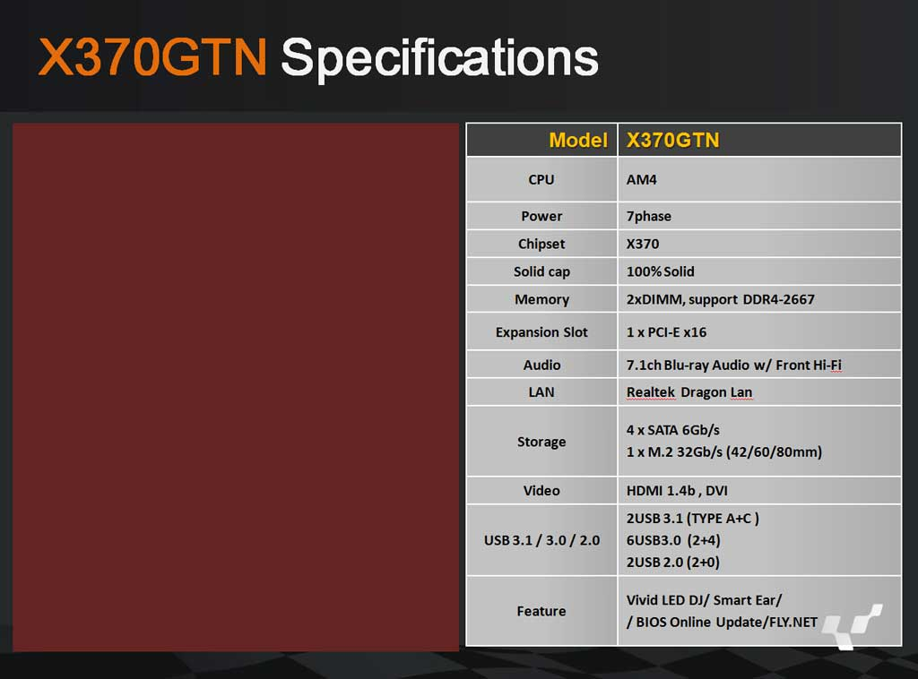 AMD Ryzen: Placas madre AM4 en Asus, Biostar, MSI, ASRock y Gigabyte 9