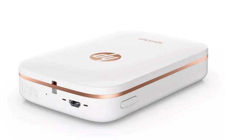 La impresora fotográfica portátil HP Sprocket llega a Brasil 1