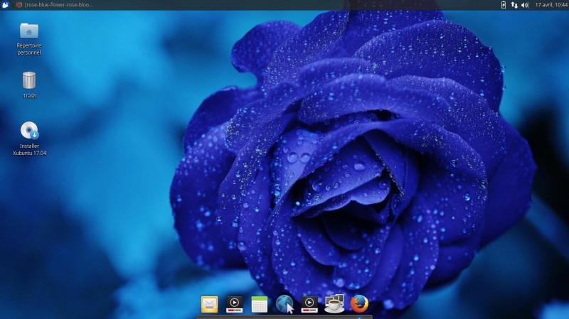 Xubuntu 17.04 para probar en una llave USB o DVD 8
