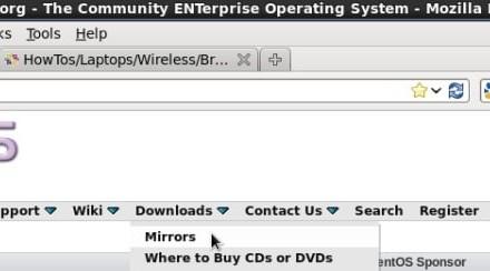 Sistema Operativo de la Empresa Comunitaria o simplemente CentOS 6.3