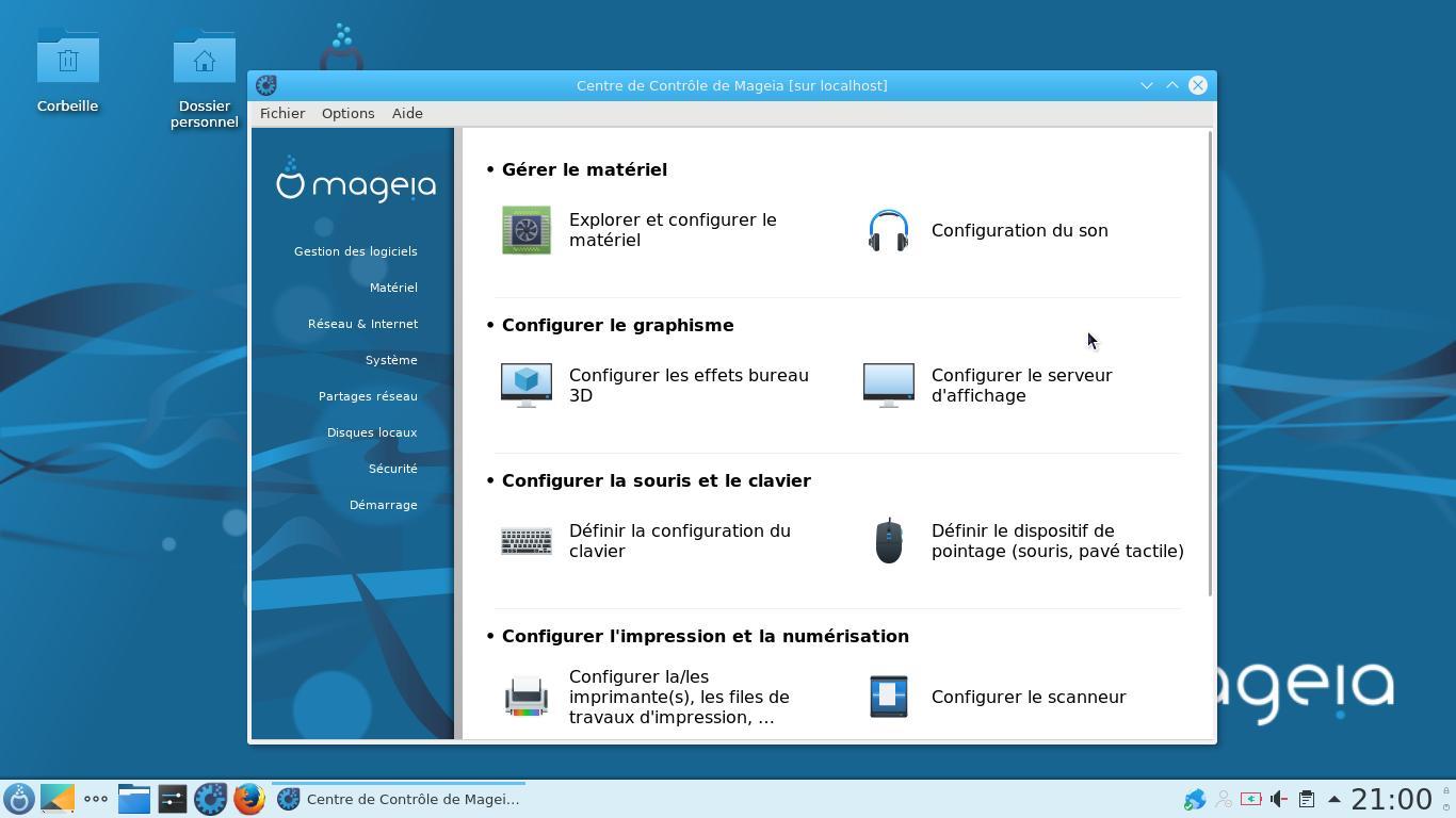 La versión final de Mageia 6 será probada en francés