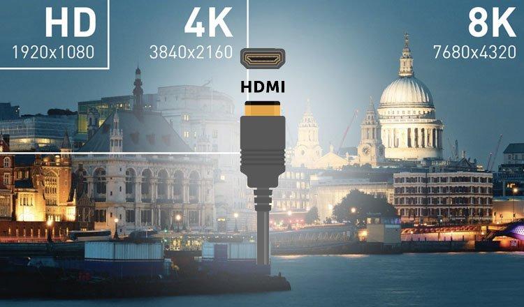 CES 2017: HDMI 2.1 tendrá velocidades diseñadas para 8K y VR