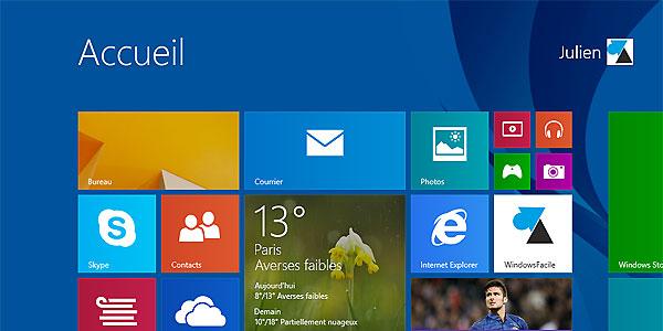 Actualización de Windows 8 a Windows 8.1 1