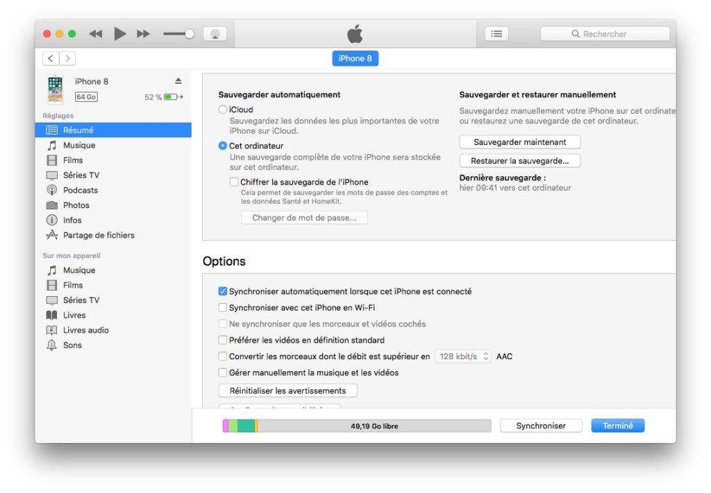 iOS 11 Instalación propia: Instrucciones de uso 2