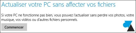 Windows 8.1: Recuperación y reinstalación del sistema 6