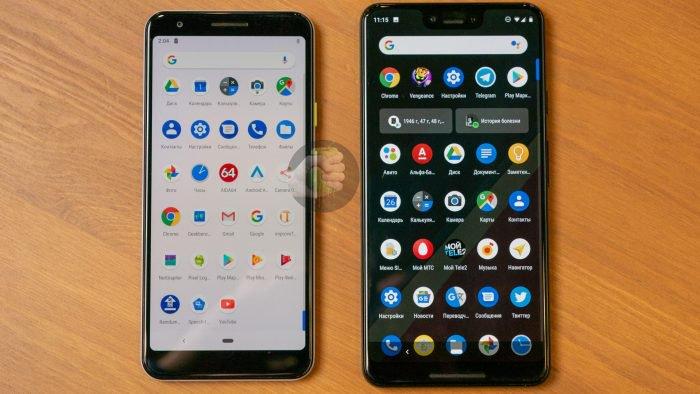 Pixel 3 Lite puede ser similar en tamaño al iPhone XR 3