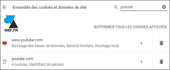 Google Chrome: error 400 para acceder a YouTube