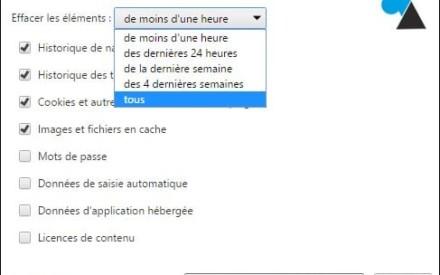 Google Chrome: eliminar el historial de navegación
