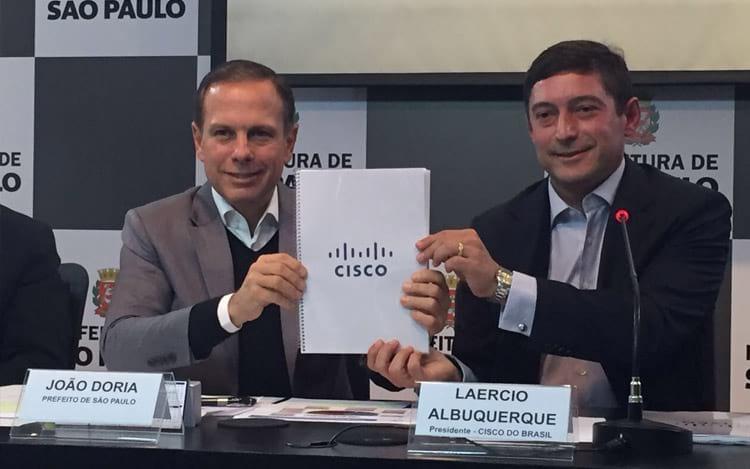 Municipalidad de São Paulo recibe donación de R$ 300 millones en equipos de cómputo usados 1
