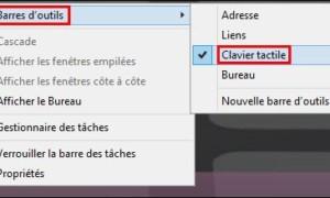 Habilitar el teclado virtual de Windows