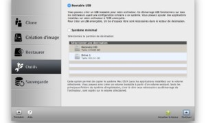 Clonación del disco de sonido del Mac (macOS / Mac OS X)
