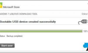 Crear una llave de instalación USB para Windows Server 2012 / R2