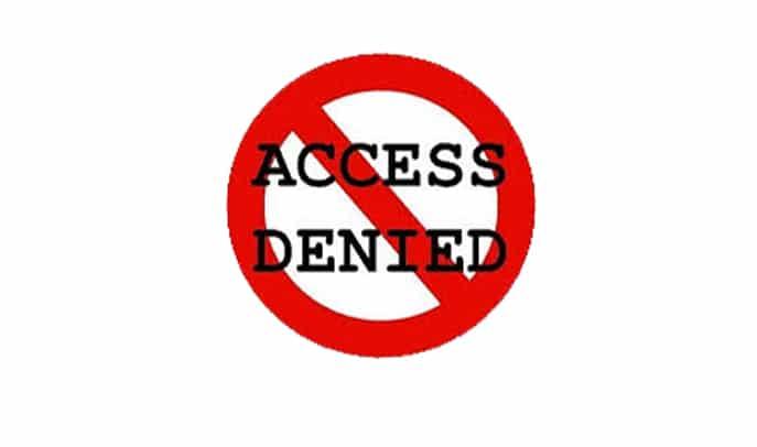 ¿Cómo bloquear el acceso a un sitio en su PC sin software?