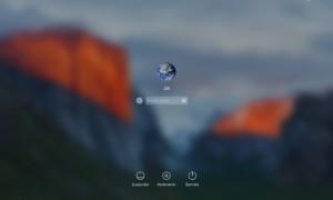 Eliminar la cuenta de invitado de Mac OS X El Capitan (10.11)