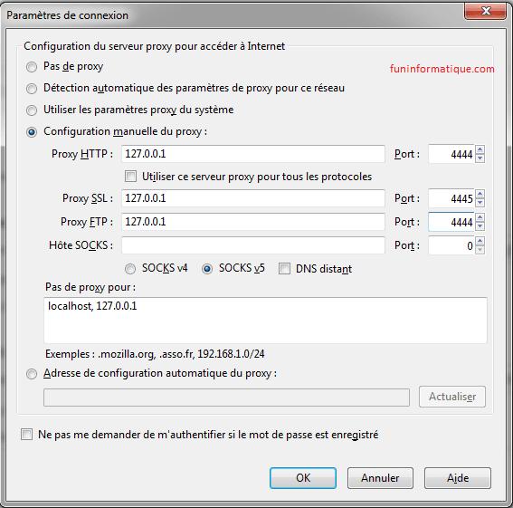 ¿Qué es un proxy y cómo usarlo correctamente? 4