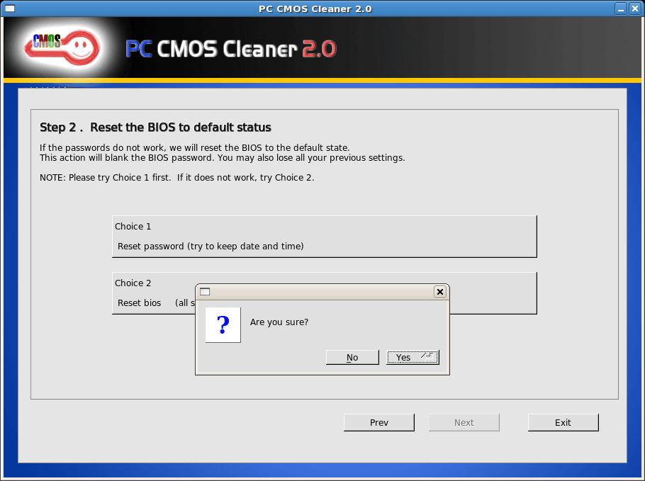 ¿Cómo borrar la contraseña de la BIOS olvidada?