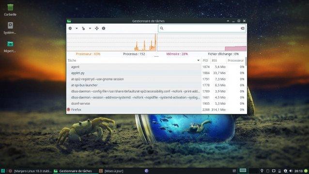 Manjaro Linux 18.0 estable y práctico