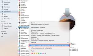 Mostrar la ruta de un archivo en Mac