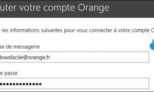 Mail: añadir una dirección Orange