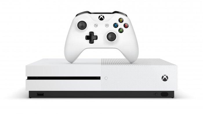Microsoft lanza Xbox One S en Brasil por R$ 2.199