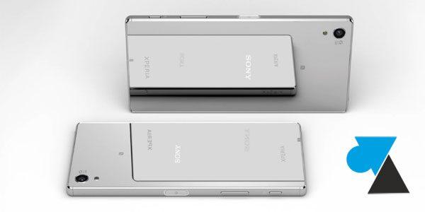 Reinstala un teléfono inteligente Sony Xperia 1
