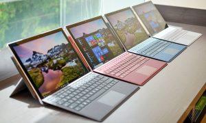 Official Surface Pro: Microsoft presenta una nueva tableta 2 en 1 sobrealimentada