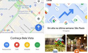 Nuevo diseño de Google Maps para Android e iOS