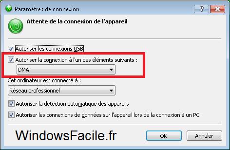 ActiveSync y Windows Mobile en Windows 8 3