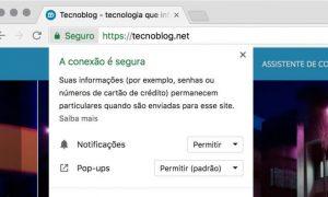 """Chrome dejará de marcar los sitios HTTPS como """"seguros""""."""