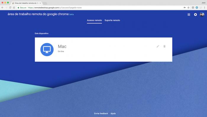 El escritorio remoto Chrome ahora se ejecuta en la Web 3