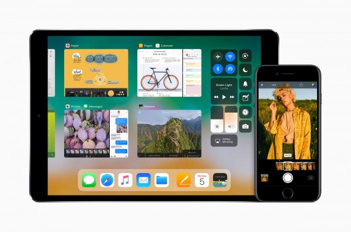 iOS 11.1 corrige errores y devuelve una función para cambiar entre aplicaciones.