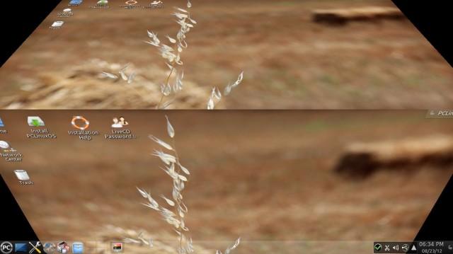 PCLinuxOS versión 08 2012 7