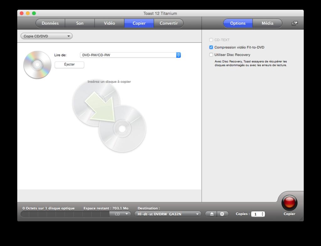 Cómo grabar en Yosemite (Mac OS X 10.10) 7