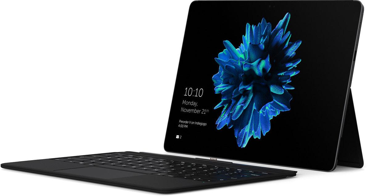 Eve V: el asesino de Surface Pro 4 que sedujo a Intel y Microsoft 1