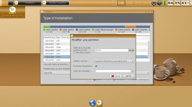 Instalación de Bodhi Linux en imágenes 5