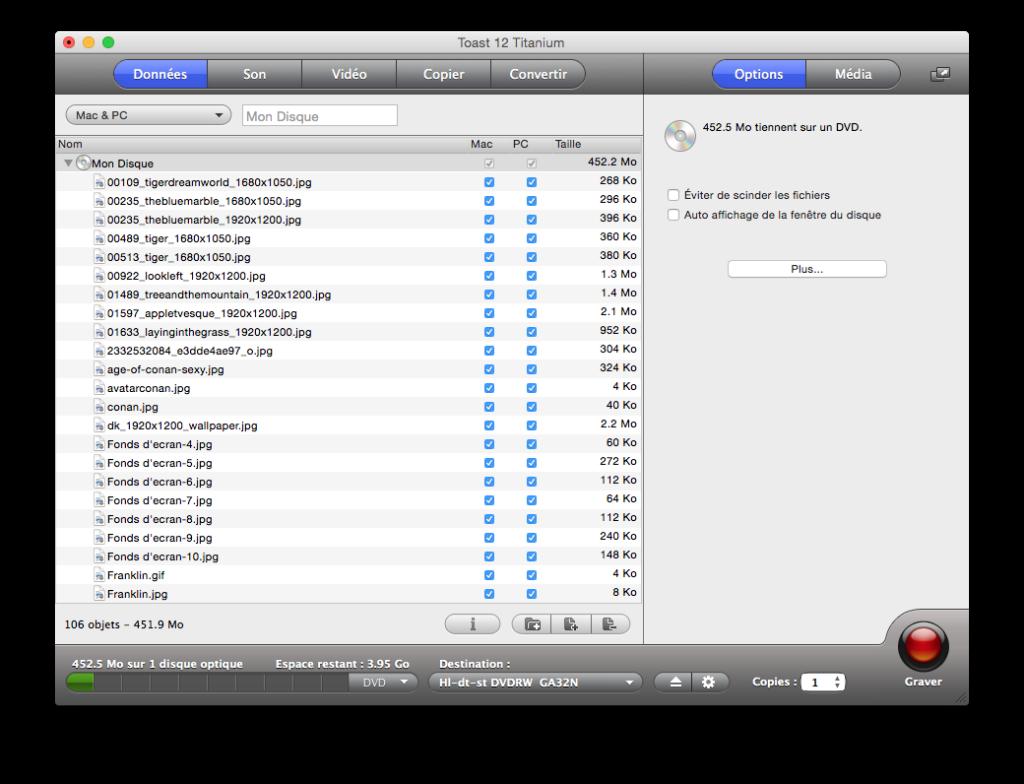 Cómo grabar en Yosemite (Mac OS X 10.10) 3