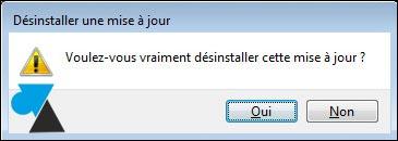 Desinstalación de una actualización de Windows 4