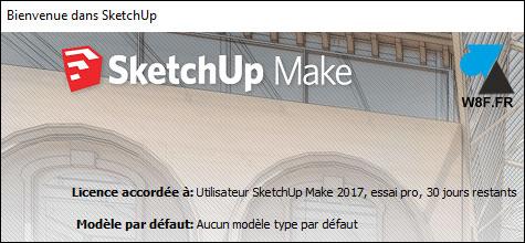 Instala el software de modelado gratuito de SketchUp 6