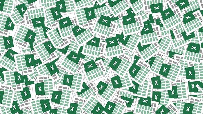 Multiplicación y partición de datos de columna en Microsoft Excel