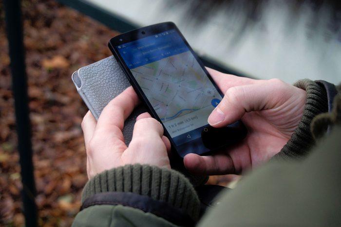 Cómo guardar una ruta en Google Maps 1