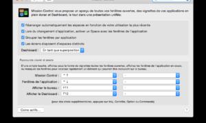 Cómo activar el Yosemite Dashboard (Mac OS X 10.10)