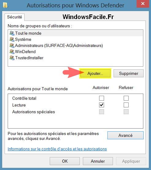 Surface / Windows RT: aumente la reactividad de su tableta 13