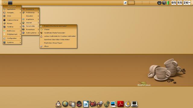 Bodhi Linux 2.1.0 nueva versión 3