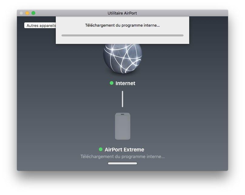Apple Airport Express / Extreme update: cómo utilizarlo 3