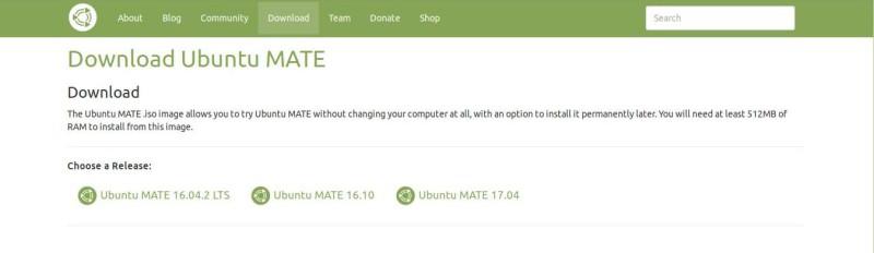 Ubuntu Mate - Versión 17.04 - Descargar - Probar - Instalar 1