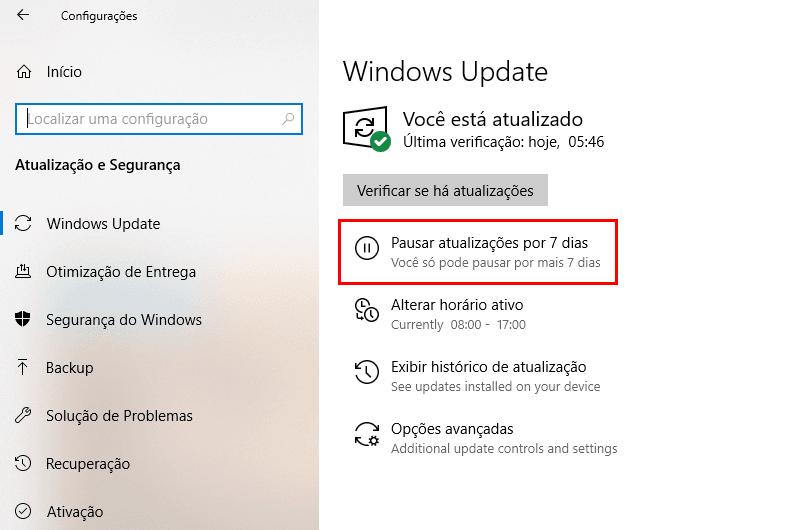 La vista previa de Windows 10 obtiene un modo claro y facilita la pausa de las actualizaciones.