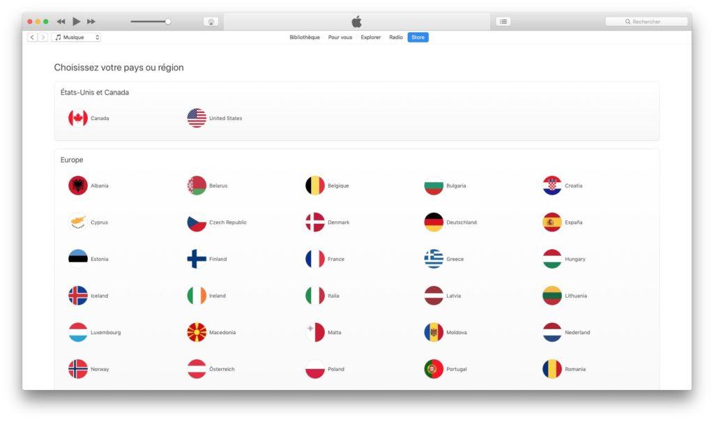 Cambia el país de tu App Store con un Mac o iPhone 12