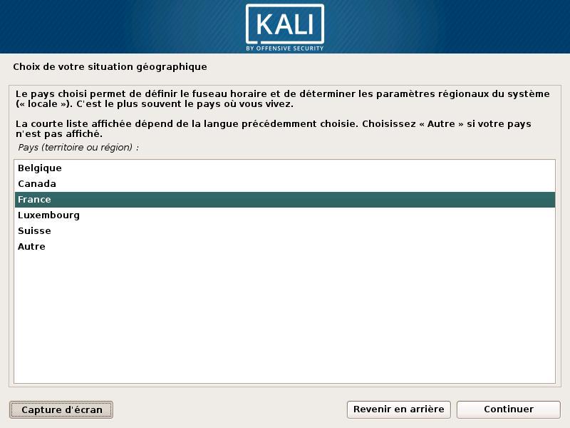 Cómo colocar Kali Linux en una llave USB o DVD 10